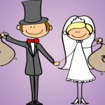 Getting married? 4 money goals for you